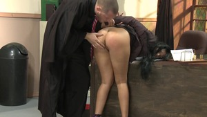 college couple caught roommate