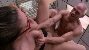 asian hairy pussy licking
