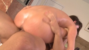 brother cums face step sister